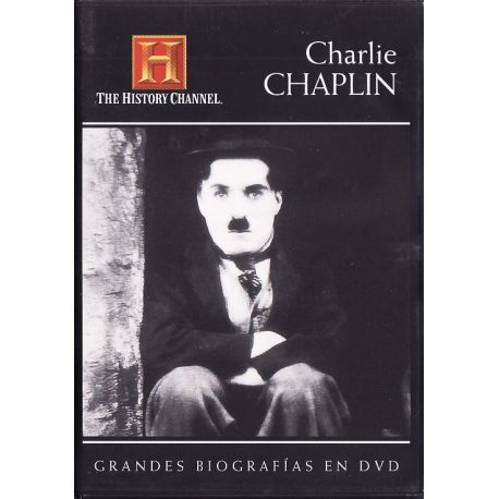 CHARLIE CHAPLIN - THE HISTORY CHANNEL [DVD]