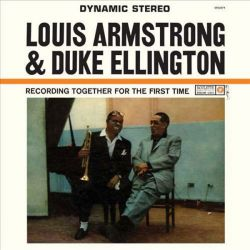 LOUIS ARMSTRONG & DUKE ELLINGTON - RECORDING TOGETHER FOR THE FIRST TIME - VINILO [LP]