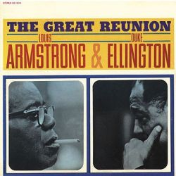 LOUIS ARMSTRONG & DUKE ELLINGTON - THE GREAT REUNION - VINILO [LP]