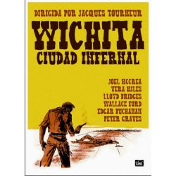 Wichita Ciudad Infernal [DVD]