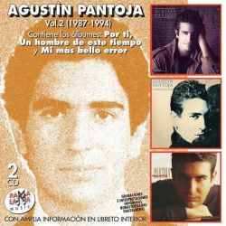 AGUSTIN PANTOJA VOL.02 (1987-1994) - 2CDS [CD]