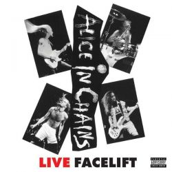 ALICE IN CHAINS - LIVE - FACELIFT - VINILO [LP]