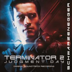 BRAD FIEDEL - TERMINATOR 2 - JUDGEMENT DAY - BSO - 2 VINILOS [LP]