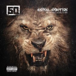 50 CENT - ANIMAL AMBIATION AN UNTAMED - 2 VINILOS [LP]