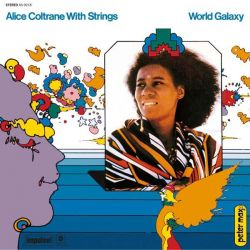 ALICE COLTRANE - WORLD GALAXY [LP]