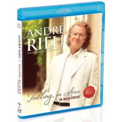 ANDRE RIEU - FALLING IN LOVE [BLU RAY]