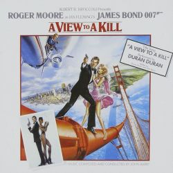 A VIEW TO A KILL - BSO [CD]