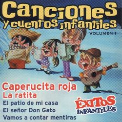 CANCIONES Y CUENTOS INFANTILES - VOL 1 [CD]