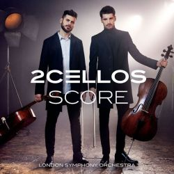 2 CELLOS SULIC & HAUSER - SCORE [CD]