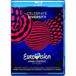THE EUROVISION SONG CONTEST 2017 - VARIOS [BLU RAY]