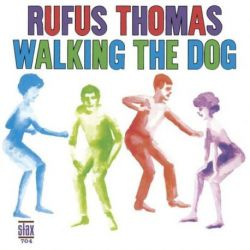 RUFUS THOMAS - WALKING THE DOG - VINILO [LP]