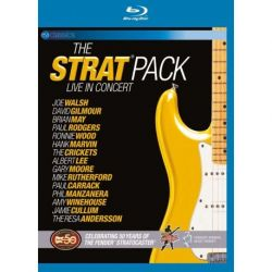 THE STRAT PACK LIVE - THE 50TH ANNIVERSARY OF THE FENDER STRATOCASTER LIVE AT WEMBLEY [BLU RAY]