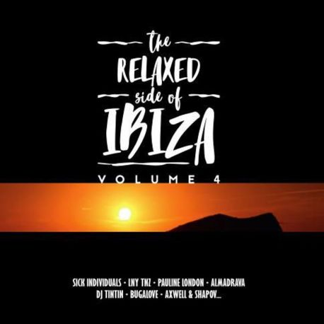 THE RELAXED SIDE OF IBIZA VOL.4 - VARIOS - 2 CDS [CD]