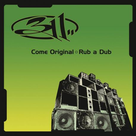 311 - THREADS + GROOVES - 7' VINYL SINGLE WITH LARGE T-SHIRT [LP]