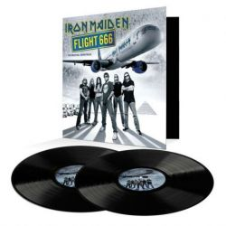 IRON MAIDEN - FLIGHT 666 - 2 VINILOS [LP]