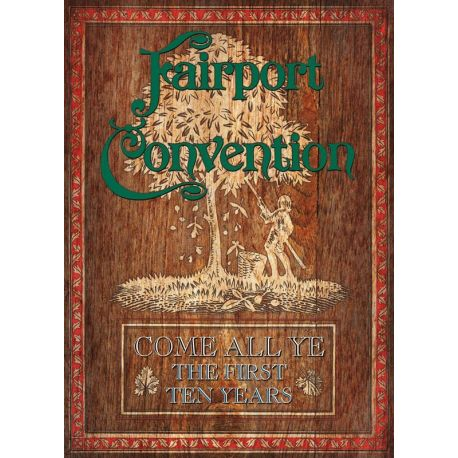 FAIRPORT CONVENTION - COME ALL YE - THE FIRST TEN YEARS 1968 TO 1978 - BOX SET - 7 CD [CD]