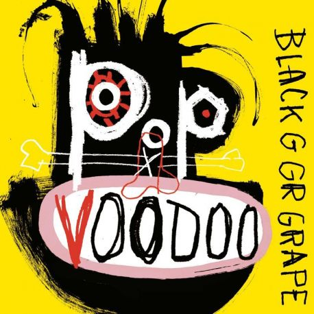 BLACK GRAPE - POP VOODOO [CD]