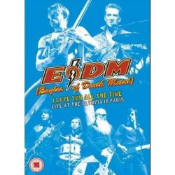 EAGLES OF DEATH METAL - I LOVE YOU ALL THE TIME - LIVE AT THE OLYMPIA PARIS [BLU RAY]
