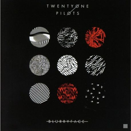TWENTY ONE PILOTS - BLURRYFACE - 2 LPS [LP]