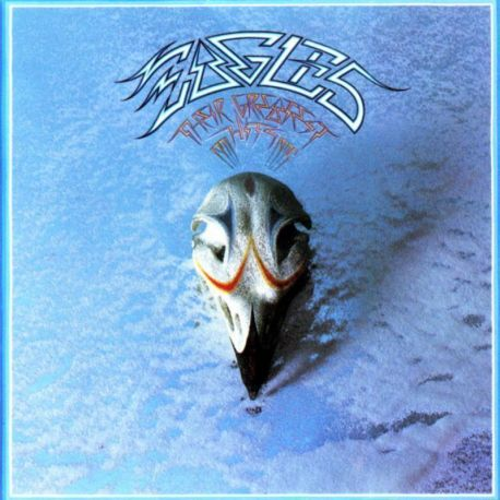 EAGLES - THEIR GREATEST HITS VOLUMES 1 & 2 - 2 CDS [CD]