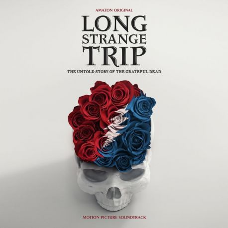GRATEFUL DEAD - LONG STRANGE TRIP (MOTION PICTURE SOUNDTRACK) - 2 VINILOS [LP]