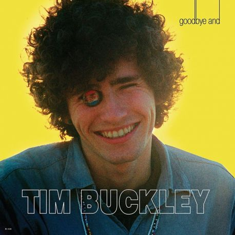 TIM BUCKLEY - GOODBYE AND HELLO - VINILO [LP]