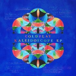 COLDPLAY - KALEIDOSCOPE - LP BLUE- ED. LIMITED [LP]