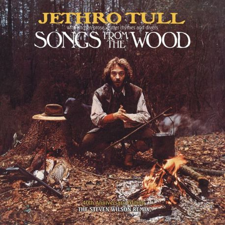 JETHRO TULL - SONGS FROM THE WOOD - 40TH ANNIVERSARY EDITION [CD]