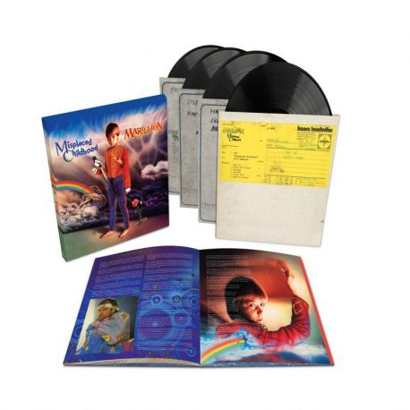 MARILLION - MISPLACED CHILDHOOD (DELUXE EDITION) - 4 LPS + LIBRO [LP]