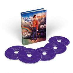 MARILLION - MISPLACED CHILDHOOD (DELUXE EDITION) - 4 CDS + BLUE RAY - LIBRO [CD]