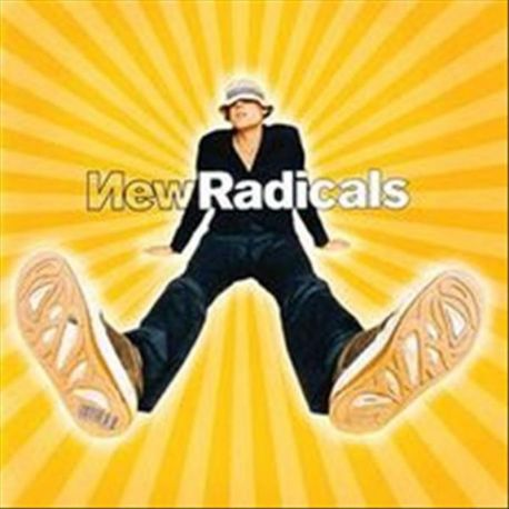 NEW RADICALS - MAYBE YOU'VE BEEN BRAINWASHED - 2 VINILOS [LP]