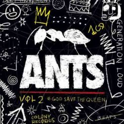 ANTS VOL 2 - GOD SAVE THE QUEEN - VARIOS - CD DIGIPACK [CD]