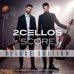 2 CELLOS (SULIC & HAUSER) - SCORE (DELUXE EDITION) - CD + DVD [CD]