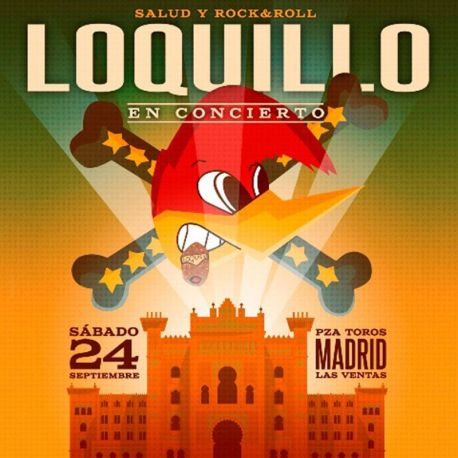 LOQUILLO - SALUD Y ROCK& ROLL - 2 CDS [CD]