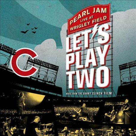 PEARL JAM - LET'S PLAY TWO - 2 VINILOS [LP]