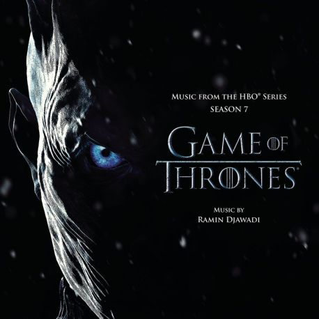 BSO GAME OF THRONES - MUSIC FROM THE HBO SERIES - SEASON 7 - BSO [CD]