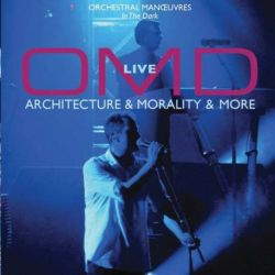 ORCHESTRAL MANOEUVRES IN THE DARK - ARCHITECTURE & MORALITY & MORE - LIVE [CD]