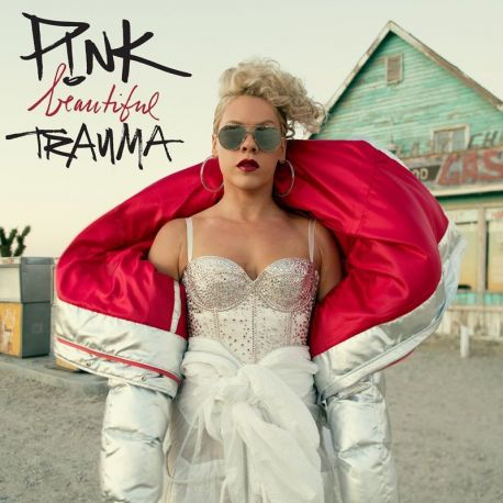 PINK - BEAUTIFUL TRAUMA [CD]