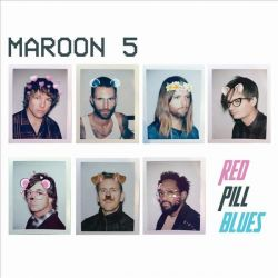 MAROON 5 - RED PILL BLUES [CD]