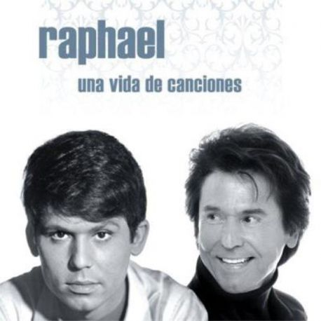 RAPHAEL - UNA VIDA DE CANCIONES - 2 CDS [CD]