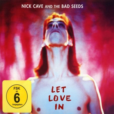 NICK CAVE&THE BAD SEEDS - LET LOVE IN -COLLECTOR SERIES - [CD]
