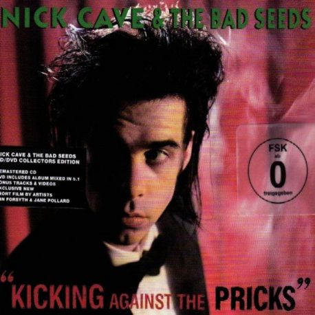 NICK CAVE&THE BAD SEEDS - KICKING AGAINST THE PRICKS -COLLECTORS [CD]