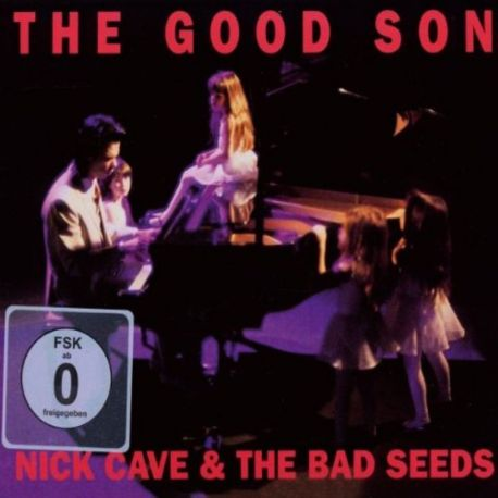 NICK CAVE&THE BAD SEEDS - THE GOOD SON [CD]