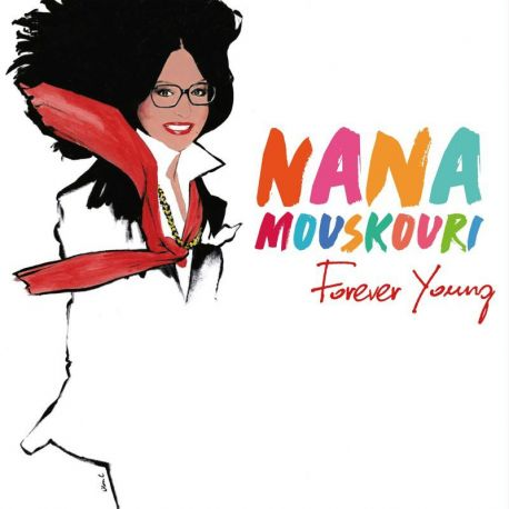 NANA MOUSKOURI - FOREVER YOUNG [CD]