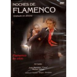 NOCHES DE FLAMENCO 06 - FLAMENCO EN VIVO [DVD]
