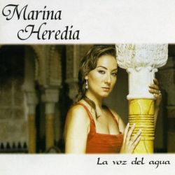 MARINA HEREDIA - LA VOZ DEL AGUA [CD]