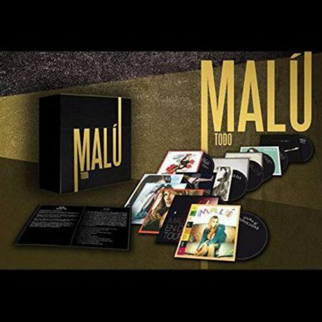MALU - TODO - 10 CDS + 2 DVDS [CD]
