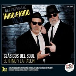 LAS 66 FAVORITAS IÑIGO Y PARDO VOL.14 - VARIOS - 3CDS [CD]