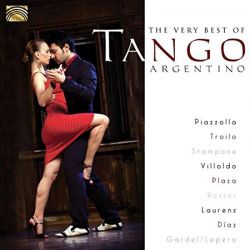 TANGO ARGENTINO - THE VERY BEST OF - PIAZZOLLA [CD]