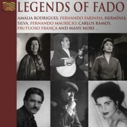 LEGENDS OF FADO - AMALIA RODRIGUEZ, ETC - VARIOS [CD]